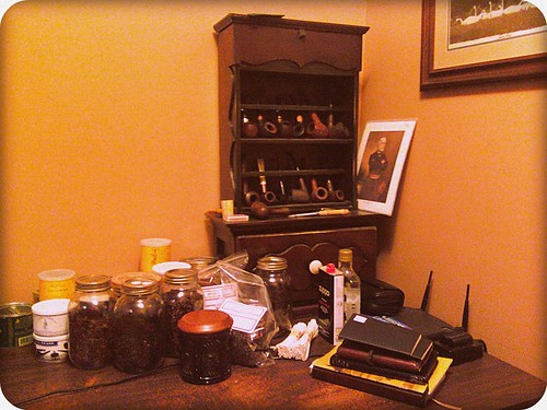Current Pipe and Tobacco Collection by Joe Jon!