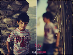 7Moody ||  (Ali Hamad |  ) Tags: old black glass face canon eos d police ali arab saudi 500 zero hamad ksa  500d           theblackzero