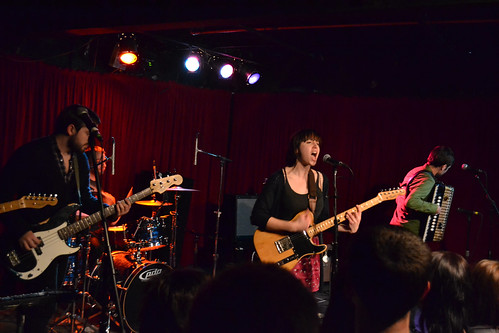 Laura Stevenson & Cans (3/8/11)