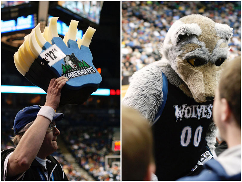 Timberwolves vs. Indiana Pacers