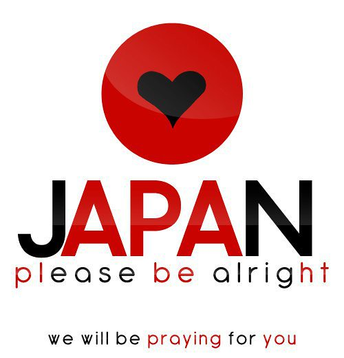 Japan Please Be Allright