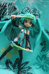 Lucky Star x Nendoroid Figma