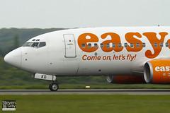 G-EZKD - 32425 - Easyjet - Boeing 737-73V - Luton - 100519 - Steven Gray - IMG_2301