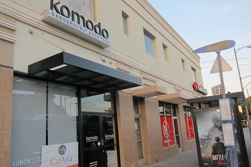 Komodo: Exterior