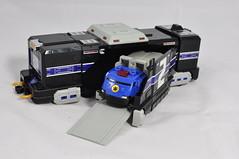 DSC_0179 (Quantum Stalker) Tags: rescue power grand victory boa gogo rangers bandai robo liner supertrain lightspeed boj megazord