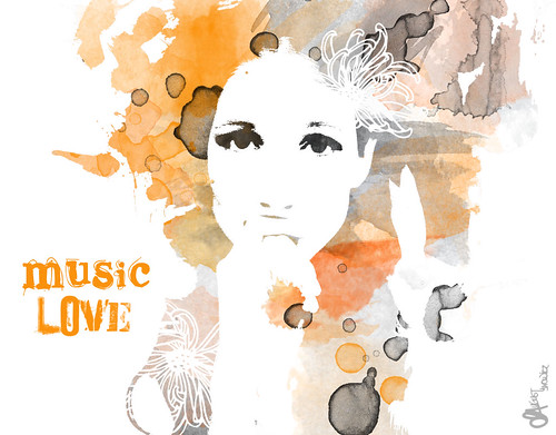 music LOVE - zmierzch, polcien i zachod slonca = twilight, penumbra and sunset