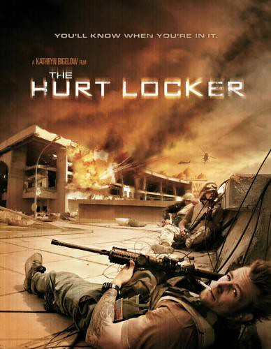 en tierra hostil (the hurt locker) by cinefilos