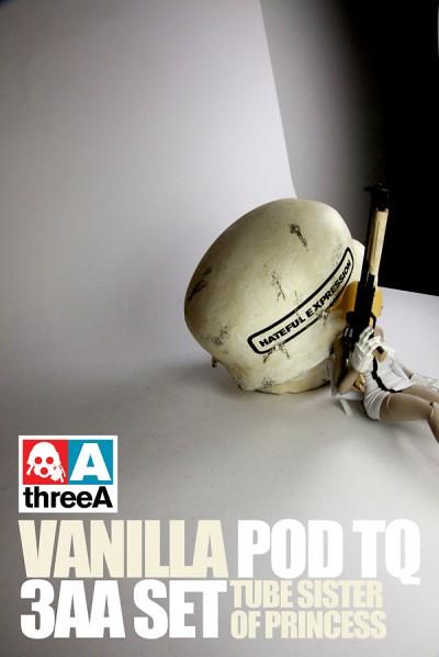 Vanilla Pod 3AA TQ Set