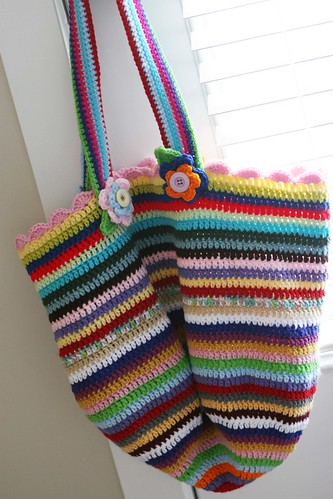 Crochet Bag by elifins :)