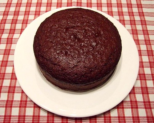 chocolate yogurt cake 2
