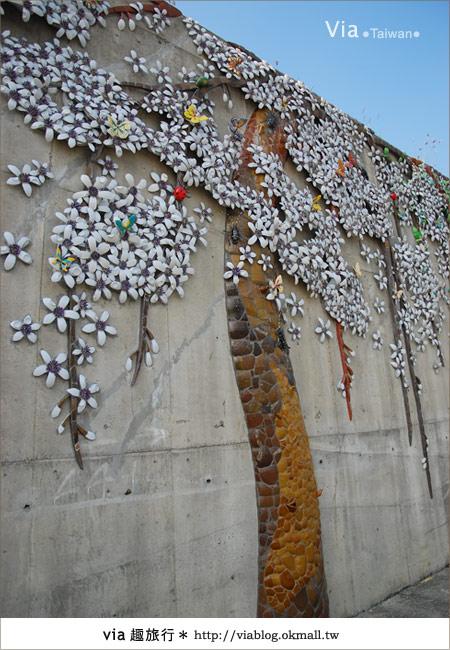 【嘉義景點】新港板頭村交趾剪粘藝術村~到處都是有趣的拍照景點!27