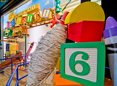 Toy Story Mania: Walk On (Tom.Bricker) Tags: film nikon disney disneyworld hollywood mickeymouse wdw waltdisneyworld studios disneymgmstudios waltdisney sunsetboulevard graumanschinesetheatre waltdisneystudios hollywoodstudios disneyphotos thestudios disneyshollywoodstudios disneyphotography wdwfigment tombricker