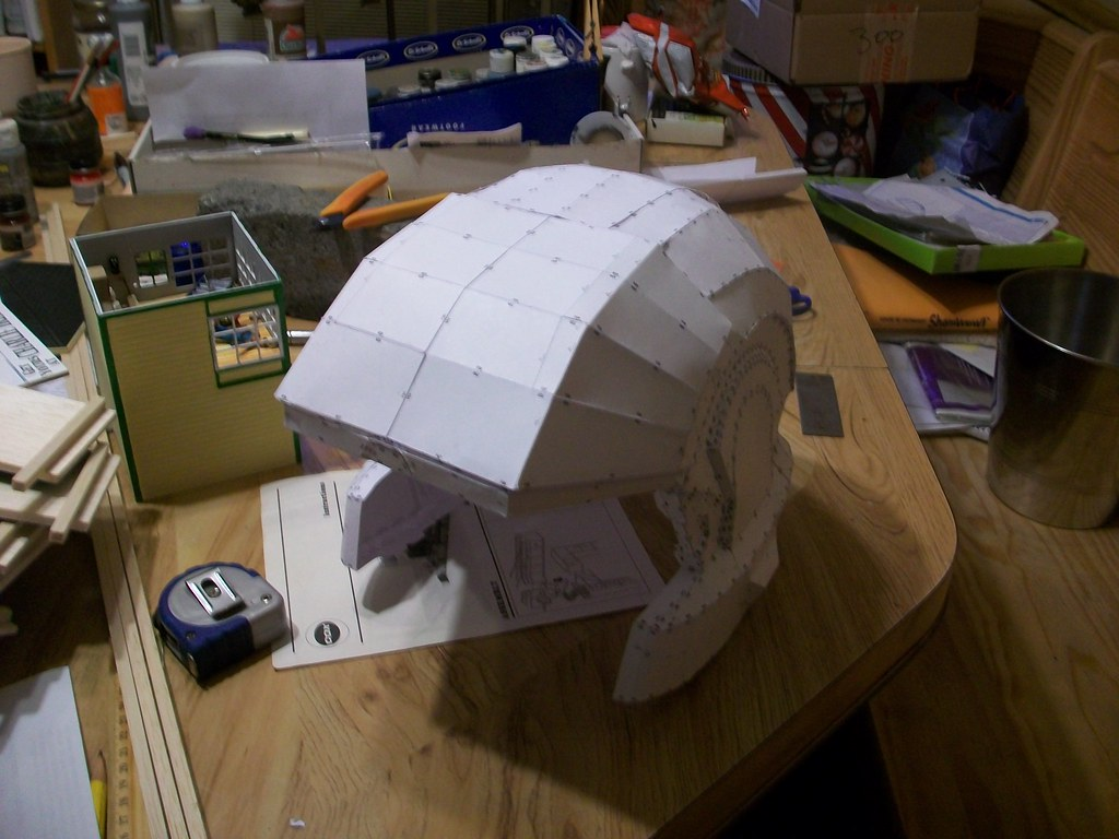 The World's newest photos of halo and pepakura - Flickr Hive