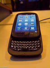 HP Pre3 WebOS phone