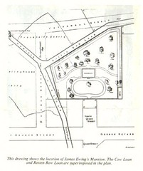 Map of Glasgow House