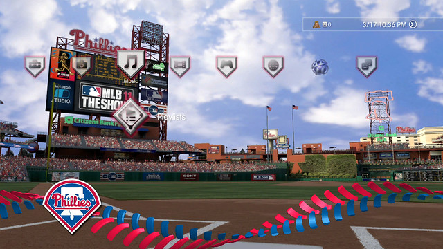 MLB 11 The Show: Citizens Bank Park