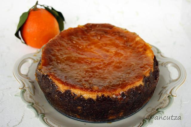 cheesecake alle arance ricetta con foto