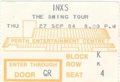 INXS 84