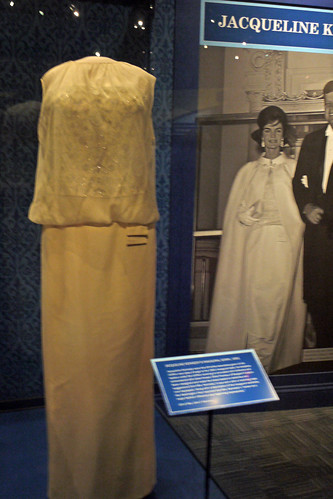 Jackie Kennedy's Gown