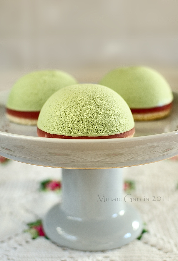 Matcha tea sweets 2