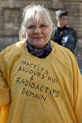 Anti-Nuclear Demonstration (22) - 20Mar11, Paris (France)