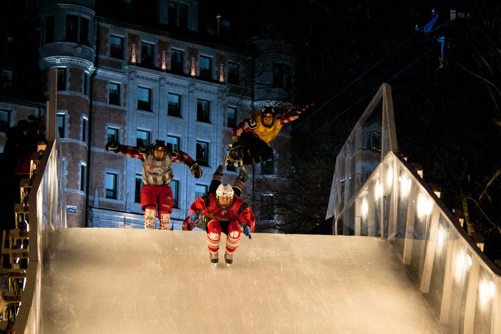 Freestyle - Red Bull Crashed Ice 2011