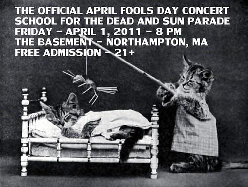 APRIL 1 2011 BASEMENT