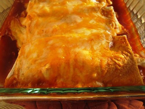 Baked enchiladas, take three