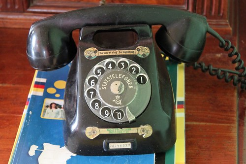 Oldschool phone
