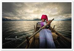 Yunnan - Lugu Lake (TOONMAN_blchin) Tags: china yunnan lugulake toonman mygearandme mygearandmepremium mygearandmebronze