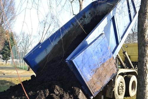 L'arrivo del compost 16
