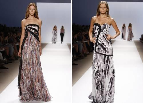 vestidos longos 2011