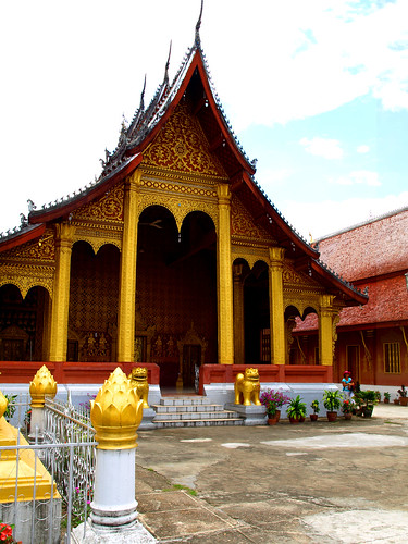 Luang Prabang - templo2