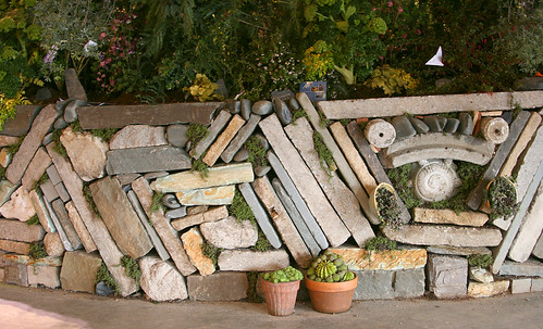 cute stone wall