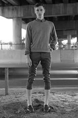 Flyover (Plymography Down Under!) Tags: road city bridge urban man male guy fashion port pose model shoot location adelaide mayhem flyover jasonnolan 5015 modelmayhem wwwmodelmayhemcom plymography 1055734 wwwplymographycom plymographycom