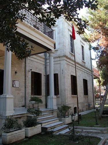 DSCN1415 Atatürk evi, maison Atatürk