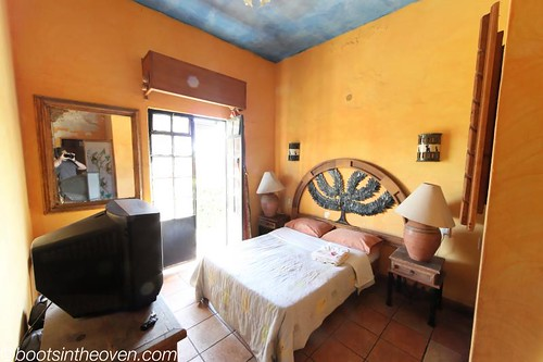 Our Room at Donde el Indio Duerme