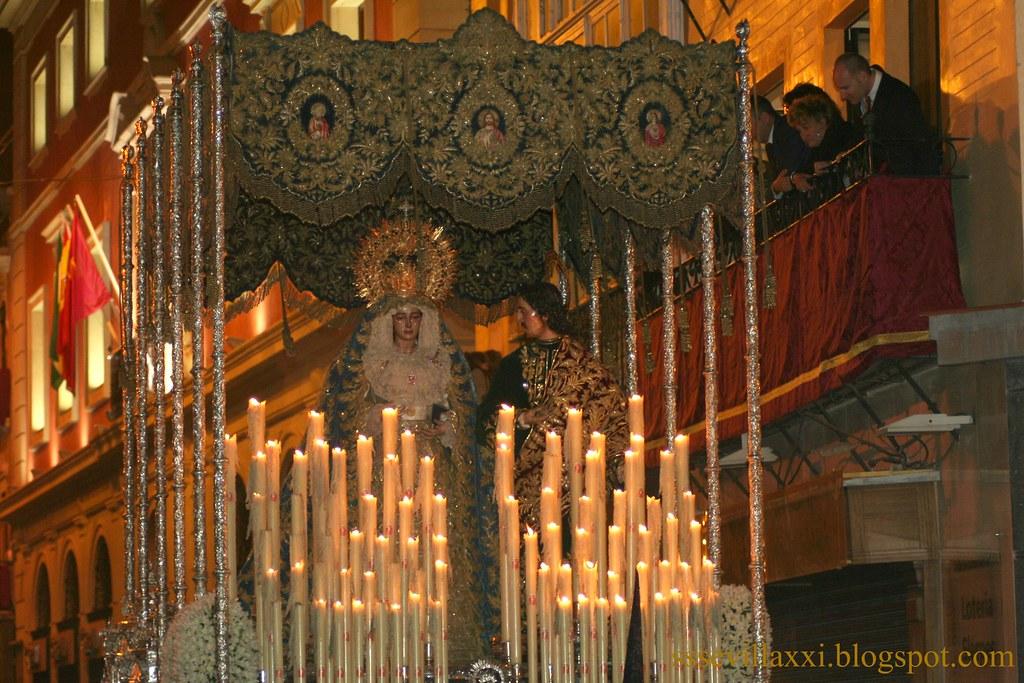 Nuestra Madre y Señora de la Merced, Jueves Santo 2009