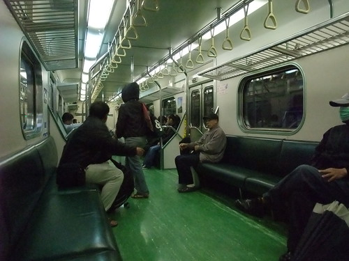 区間車 to 台北