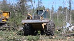 IMG_1496 (M.Bouzakine) Tags: forestry logging skidder fellerbuncher