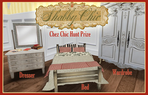 Shabby Chic Chez Chic Hunt Prize by Shabby Chics