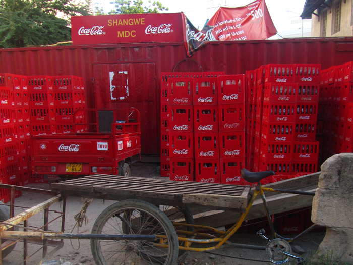 Dar Es Salaam Coca Cola Depot