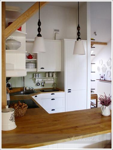 BIAŁA KUCHNIA  inspiracje, realizacje, opinie  Wnętrza   -> Kuchnia Dla Dzieci Ikea Opinie