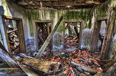 Remains (Uros P.hotography) Tags: old trip travel sea italy horse house alps abandoned tourism nature water beautiful birds barn photoshop mouth wonderful canal nice fantastic julian nikon ruins perfect italia tour gulf superb path awesome reserve sigma lagoon tourist bee journey swamp stunning excellent lovely della incredible karst 1020 hdr breathtaking regional adriatic isonzo isola camargue turism d300 turist kras naturale cona riserva photomatix brathtaking river's slod300