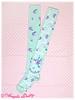 Sugar Pansy Socks mint (Secret_RoseGarden) Tags: socks pretty pansy mint sugar angelic otks