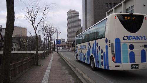 小田急の高速バス