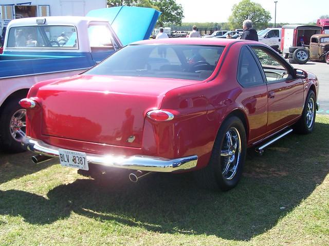 red ford thunderbird 19891997