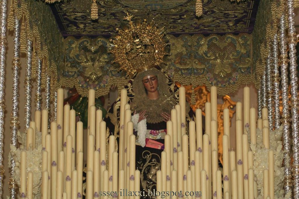 Nuestra Señora de las Angustias, 15-IV-2011