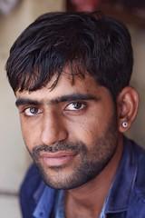 Portrait, Pokaran-India 2016 (MeriMena) Tags: rajasthan india asia canon eos450d pokaran flickrsbest portrait eyes face smile