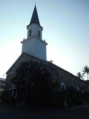Mokuaikaua Church (jimmywayne) Tags: kona kailua hawaii hawaiicounty church historic mokuaikaua oldest lavarock